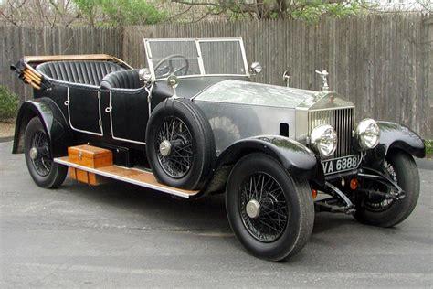 1927 Rolls Royce 1927 Rolls Royce P 1 Touring 21368
