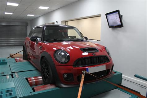 Mini Cooper 70 Ps by Microchips Tuning Mini Cooper 1 6t R56 Works Setup 251ps
