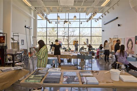 Drawing N Painting Classes by Horvitz Gund Partnership Archdaily