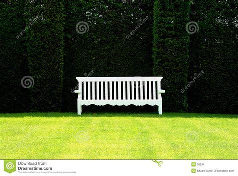 banc anglais banc anglais de jardin images stock image 10934