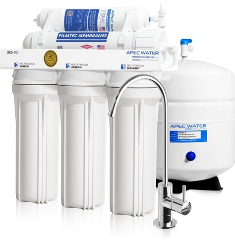 best sink osmosis water filtration system 8 best sink water filter systems in 2018 top picks