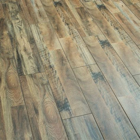 10mm Laminate Flooring by Balento Vintage Linenmill Oak 10mm Laminate Flooring