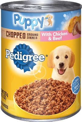 pedigree food review pedigree canned food nutritional information nutrition ftempo