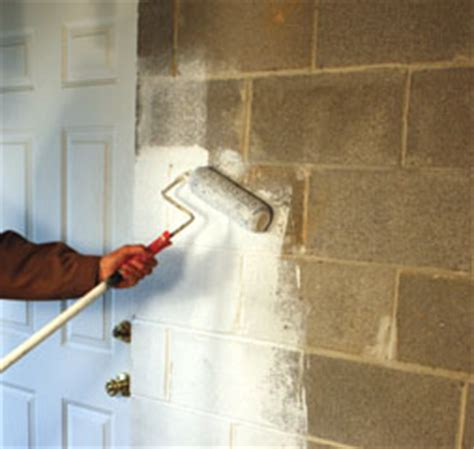drylock basement wall paint waterproofing basement walls how to
