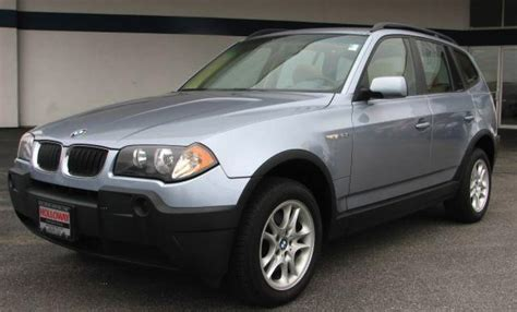 2004 bmw x3 overview cars 2004 bmw x3 overview cargurus
