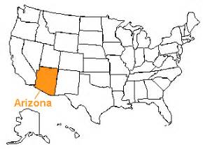 the us50 a guide to the state of arizona geography