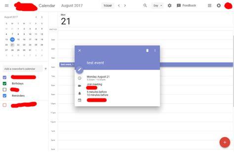 design google calendar check out the google calendar desktop redesign with