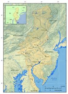 us map with delaware river national water census delaware river basin focus area study