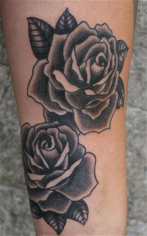 black and white rose tattoo sleeve 50 mind blowing black and white tattoos