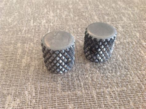 Custom Telecaster Knobs by Custom Aged 50 S Telecaster Heavy Knurled Guitar Knobs Treat Yourself Reverb