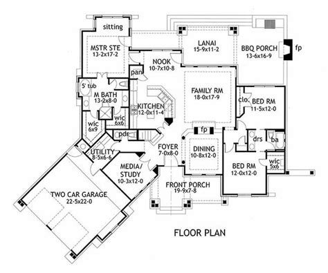 What Would An American Quot House Of Clicks Quot Look Like Country House Plans With No Dining Room