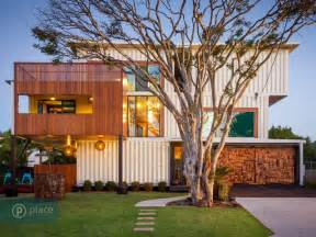 homes made from shipping containers shipping container house in brisbane