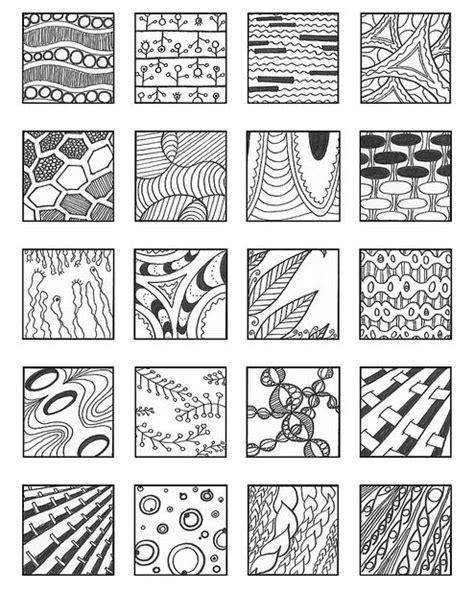 doodle pattern pdf noncat04 flickr photo sharing zentangle pinterest