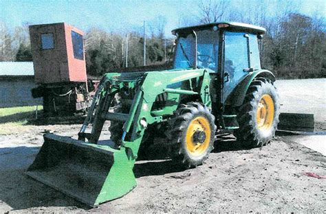 Stelan Tractor oc sheriff looking for stolen tractor the ohio county monitor