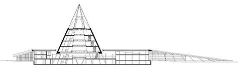 Secc Floor Plan Biblioteca Universitaria De Delft Arquiscopio Archivo