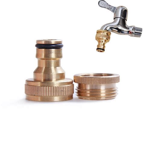 dn15 or dn20 brass garden faucet water hose tap connector