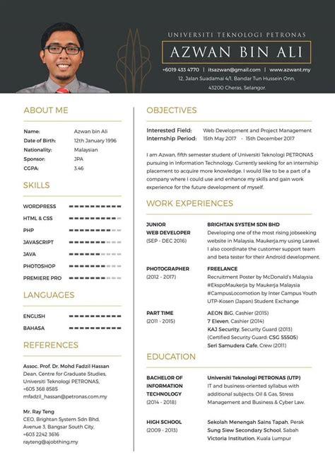 format resume 2018 malaysia 11 tips penting dari hr untuk korang yang tengah cari kerja