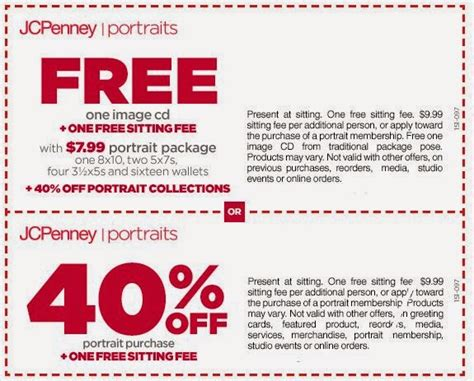 printable jcpenney coupons august 2015 jcpenney printable coupons june 2015