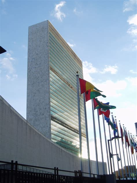 United Nations by File The United Nations Secretariat Building Jpg