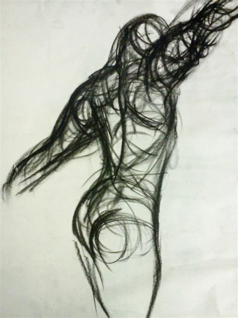 A Drawing Of A by Drawing Sp13 Gesture Drawings