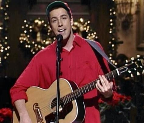 christmas movie that has adam sandler in it quot i couldn t wait for a big wheel as the neared but then i told my that she had