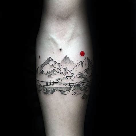 small male tattoos ideas 50 small nature tattoos for outdoor ink design ideas