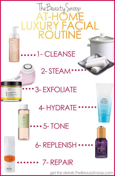 Ozora Skin Care Basic Treatment the best at home products routine