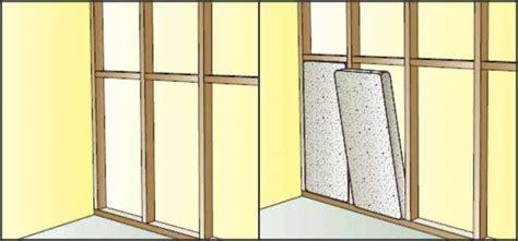 isolare pareti dall interno isolare pareti e solaio