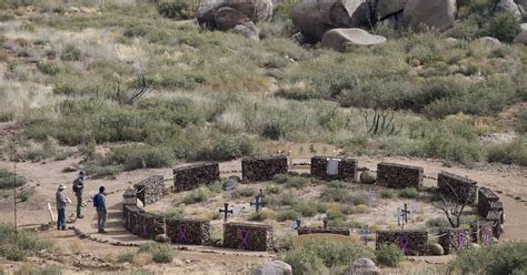 Where Was Granite Mountain - along yarnell hill s scrubby trails and ridges a