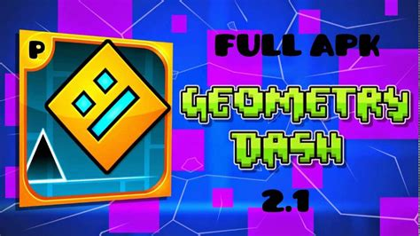 geometry dash full version apk descarga geometry dash 2 01 gratis version completa para