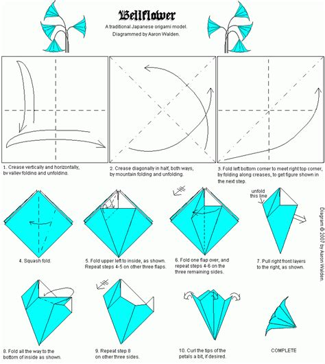 How To Make A Flower Origami - free coloring pages how to make a origami flower easy