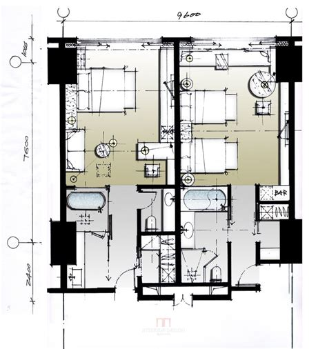 hotel room floor plan 329 best architectural inspiration hotels images on