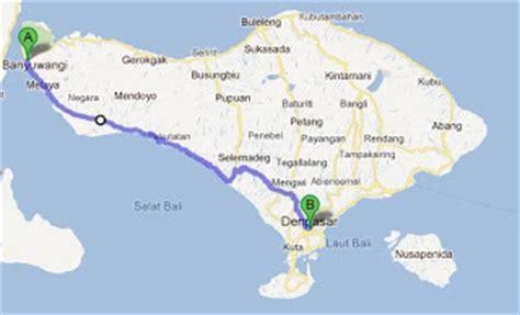 ferry dari banyuwangi ke bali uji nyali di jalur tengkorak gilimanuk denpasar oleh agung