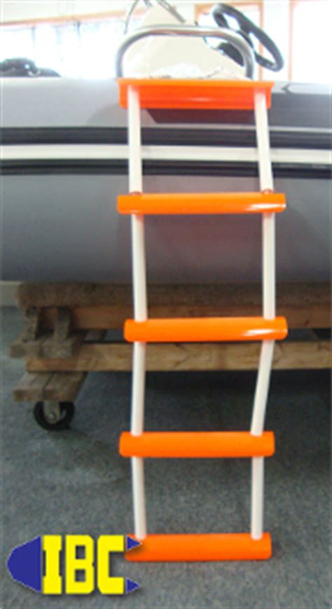 boarding ladder for inflatable boat inflatable boat 5 rung boarding ladder