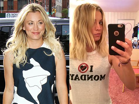 why did kaley cuoco cut her hair why did kaly cuoco cut her hair why did kaley cuoco cut