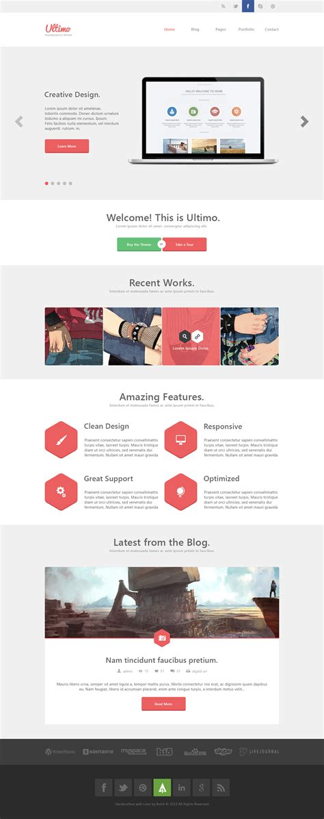 themeforest earnings themeforest convertible responsive html5 template full zip