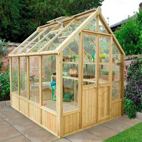 forest garden vale greenhouse  garden  laver uk