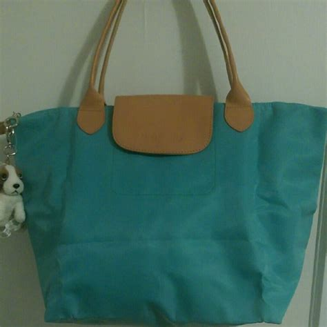 Sparrow Tote M Hush Puppies hush puppies bags blue and brown tote bag poshmark