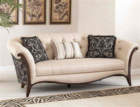 elegant couches elegant sofas and chairs high back sofa in ivory elegant