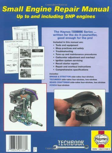 service manual small engine maintenance and repair 2004 toyota matrix regenerative braking small engine repair manual up to and including 5 hp engines haynes manuals vehicles parts