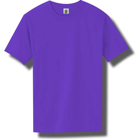 Purple Shirt neon purple introduced as an exciting new color of t shirts offered by the neontees division of