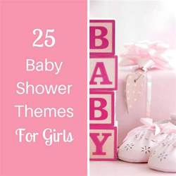 25 baby shower themes for