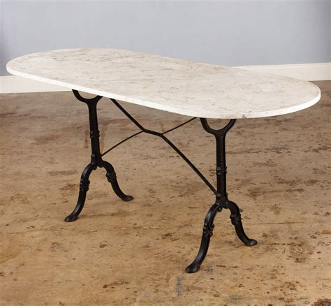 marble top cafe table marble top bistro table for home or cafe homesfeed