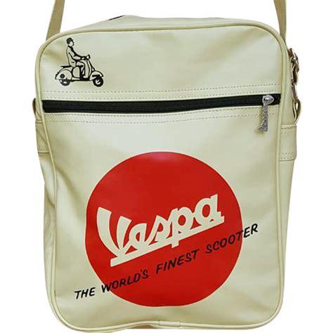 Toinette Bag By by Vespa Scooter Bag Satchel Purse Commuter Messenger Bag