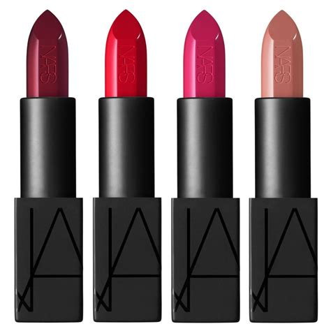 Modelco Limited Edition Collection Colour Coffret by Nars Cosmetics Fall Colour Collection Audacious Lipstick