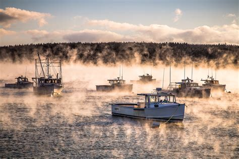 sea smoke smoke on the water sea smoke down east magazine