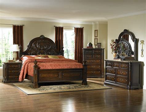 spanish style bedroom furniture spanish bay master beds home elegance 1464 the classy
