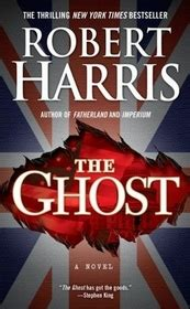 the ghost robert harris paperback 1416551824 used book available for