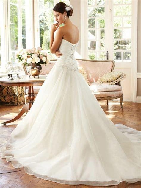 Wedding Dresses Size 10 by Einfache Meerjungfrau Nach Ma 223 Hochzeits Kleid Brautkleid