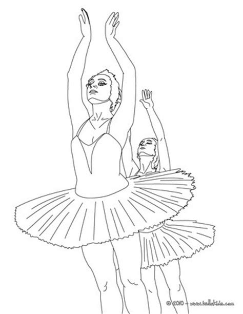 beautiful ballerina coloring pages beautiful ballet dancers coloring pages hellokids com